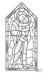 captivating mary mother of jesus coloring pages baby jesus