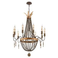 Bellacor Chandelier Charming Wood Wrought Iron Chandelier Bellacor Of And