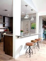 cuisine semi ouverte avec bar pittoresque cuisine americaine semi ouverte id es de d coration