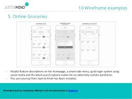 10 inspiring web and mobile wireframe and prototype examples