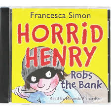 Horrid Henry Audio Book Francesca Simon Children U0027s Audio