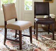 best leather dining room chairs homeoofficee com for leather