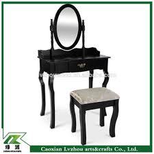 Black Vanity Table Vanity Dressing Table Vanity Dressing Table Suppliers And