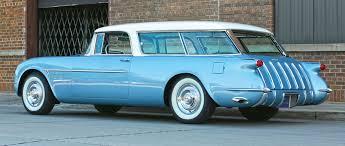 gmc sedan concept 1954 chevrolet corvette nomad concept concept cars pinterest