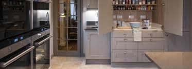 painted kitchen design and installation surrey raycross interiors