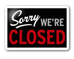 hollywoood senior center closed thursday november 23 monday