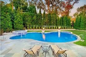 Backyard Pool Landscaping Ideas by Inground Pool Landscaping Ideas Pool Design Ideas