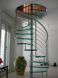 Glass Banister Uk Glass Spiral Stairs Glass Staircases With Glass Steps U0026 Stainless