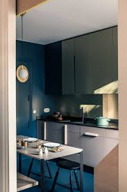 modern apartment kitchens an apartment in paris beautifully restored for a family of four