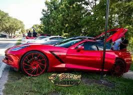 rose gold corvette wheels chevy corvette on instagram