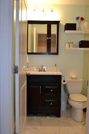 Bathroom Wall Cabinet With Towel Bar Bathroom Cabinet With Towel Bar S Bath Vanity With Towel Bar White