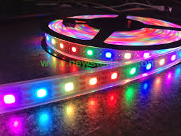 newstar led co limited digital rgb decorative led strip lights