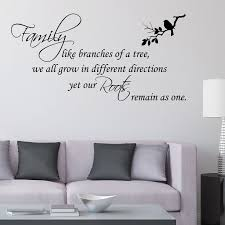 family like branches of a tree wall sticker decals family like branches of a tree wall sticker decals