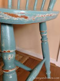 Teal Kitchen Chairs by Makeover Of A Pine Kitchen Chair Using Chalk Paint Honey U0026 Roses