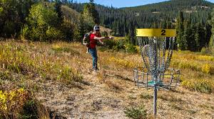 Winter Park Colorado Map by Disc Golf At The Base Of Winter Park Resort