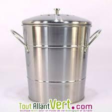 poubelle compost pour cuisine poubelle de table à compost anti odeurs pour cuisine 5 litres