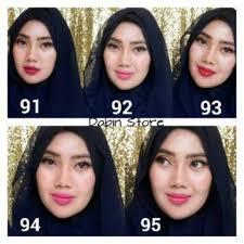 Lipstik Purbasari Nomor 90 review warna lipstik purbasari no 90 ke atas dan harganya
