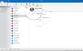 Outlook Business Email by Exchange Web Services For Zimbra Email