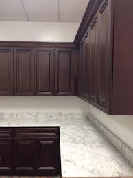 Maple Finish Kitchen Cabinets Caramel Maple Rta Kitchen Cabinets Mitered Raised Panel Door
