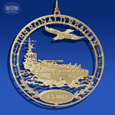 the uss ronald ornament
