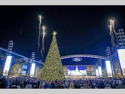 dallas cowboys christmas lights dallas cowboys christmas spectacular dallas cowboys