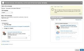 Seminar And Webinar Schedule Using Linkedin Ads To Drive Webinar Signups Stealth Seminar