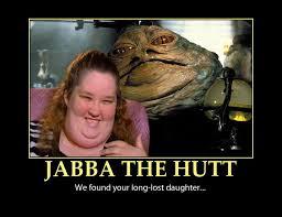 Jabba The Hutt Meme - jabba the hutt s long lost daughter by fearoftheblackwolf on deviantart