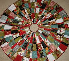 tree skirt quilt patterns free quilt patterns