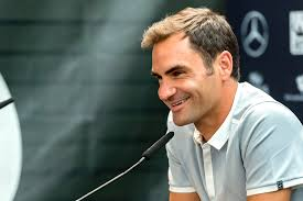 roger federer returns and his hair is a freakin u0027 mystery new