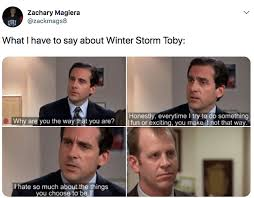 Winter Storm Meme - buzzfeed on twitter these winter storm toby memes will make you