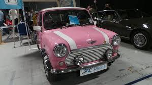pink mini cooper classic pink mini drivetribe