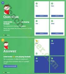 parts of speech teaching resources u2013 teach starter