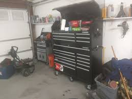 garage journal home depot black friday ad husky 26 in w 9 drawer tool chest 49 54 at home depot