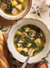 la cuisine de ricardo recette de ricardo de soupe au kale à la pomme de terre et à la