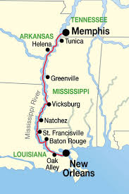 Map Of New Orleans Usa by Best 20 Mississippi River Cruise Ideas On Pinterest Southern