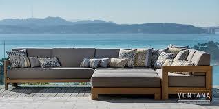 Teak Sectional Patio Furniture by Outdoor Deep Seating Terra Patio U0026 Garden Teak Furniture