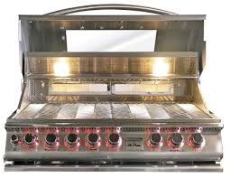Backyard Grill 5 Burner Gas Grill by Cal Flame Bbq Gas Grill Top Gun Convection 5 Burner Exclusive