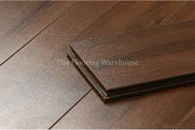 Wood Effect Laminate Flooring Scherzo Dark Brown Walnut Effect Laminate Flooring 12mm X 127mm