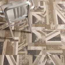 Floor Rug Tiles Jack Taupe Carpet Tile