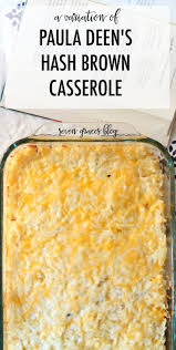 best 25 paula deen breakfast casserole ideas on