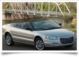 2004 Chrysler Sebring Convertible Interior Sebring Convertible Tops Chrysler Sebring Top Replacements