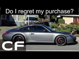 should i buy a used porsche 911 do i regret buying my porsche 911