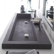 designer bathroom sinks home design gorgeous trough sinks for bathrooms modern bathroom