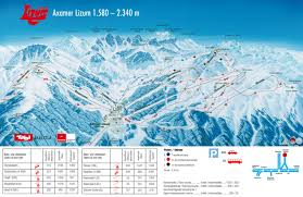 New York Ski Resorts Map by Axamer Lizum Piste Map U2013 Free Downloadable Piste Maps