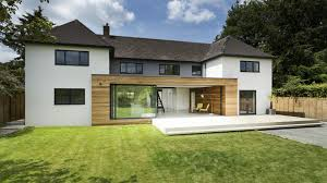 conversion of bungalow to two storey house hampshire интересные