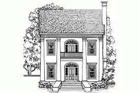 neoclassical house plans eplans neoclassical house plan grand simplicity 2410 square