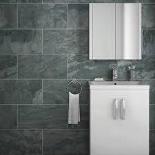 grado anthracite tile matt textured 600x300mm victorian plumbing