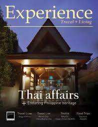 lexus pursuits visa platinum card experience travel and living vol 3 number 4 by mode devi publising