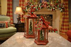 christmas tree lantern lights christmas lights decoration