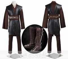Anakin Skywalker Halloween Costume Star Wars Anakin Skywalker Darth Vader Cosplay Costume